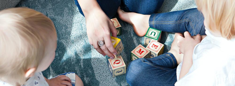 Bilinguismo infantile