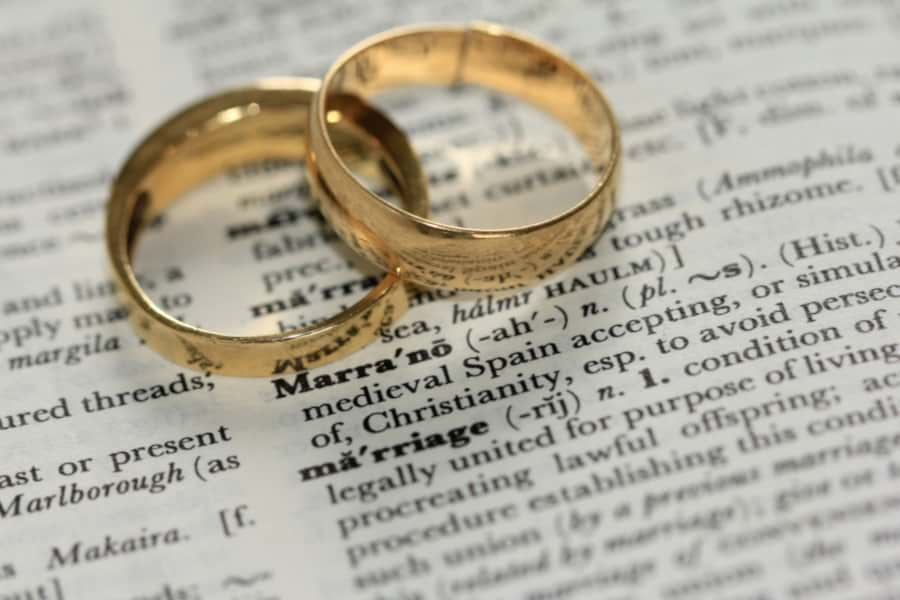 How to translate and register marriage certificates