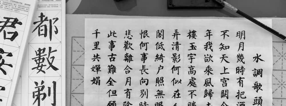Japanese ideograms translation