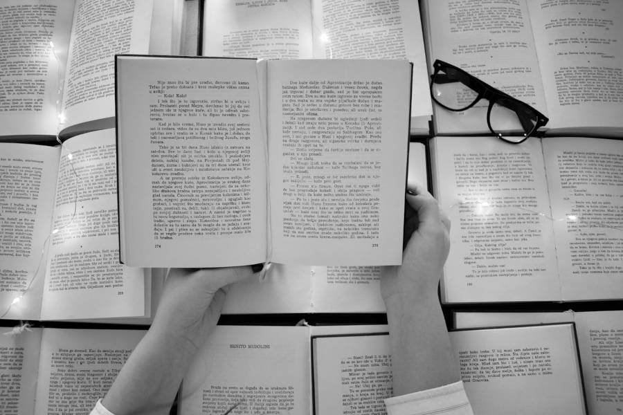 come impaginare un libro