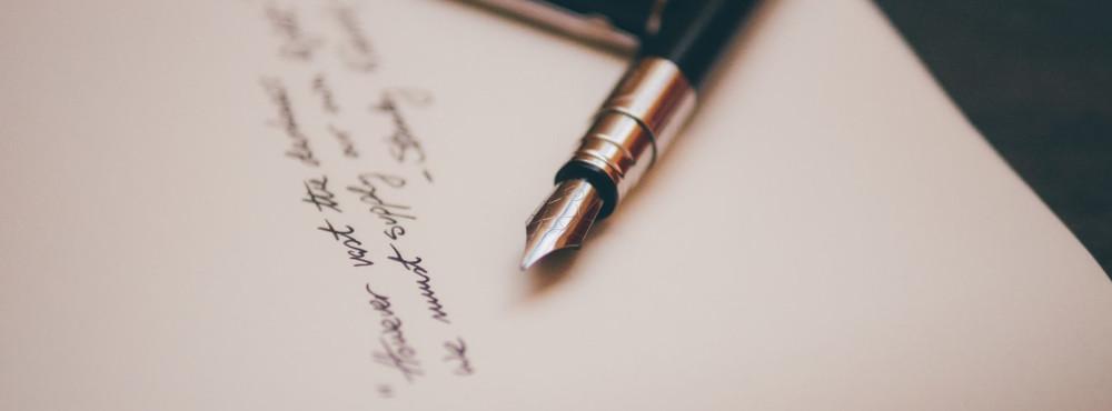 scrivere una lettera formale